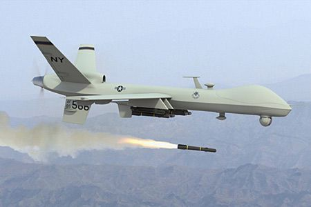 Lawsuit Filed Against Government Over Assassination Of U.S. Citizens drone firing
